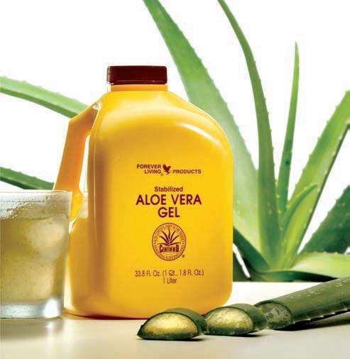 Un produs exceptional, gelul de aloe vera