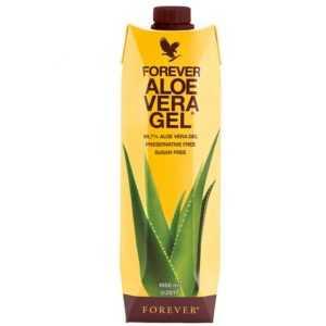 Forever Aloe Vera Gel este identic cu gelul pur de aloe vera